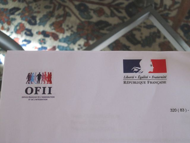 Finally legal in france or where oh where is my ofii - Ofii office francais immigration integration ...